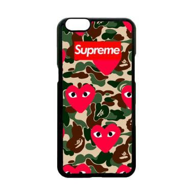 Acc Hp Supreme Bape Camo G0007 Casing for Oppo F1s