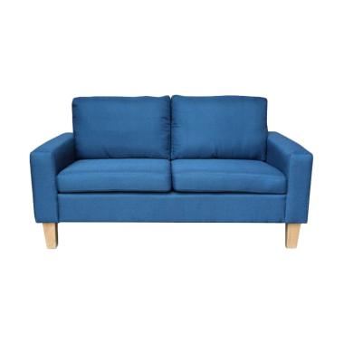 JYSK Burkal Sofa - Blue [2 Seater]