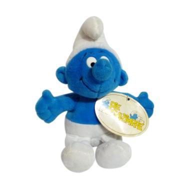 Smurfs Original the France Region Die Schlumpee Boneka Anak