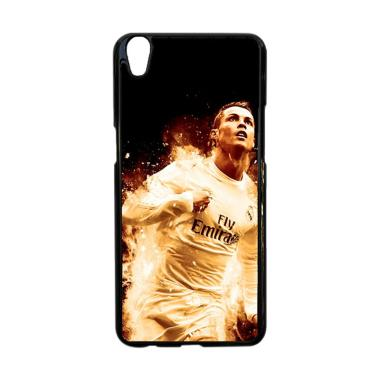 Acc Hp Cristiano Ronaldo CR7 Fire L2277 Casing for Oppo Neo 9