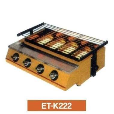 harga Getra Commercial Gas Barbeque Burner 4 Tungku - Panggangan - Griller Blibli.com