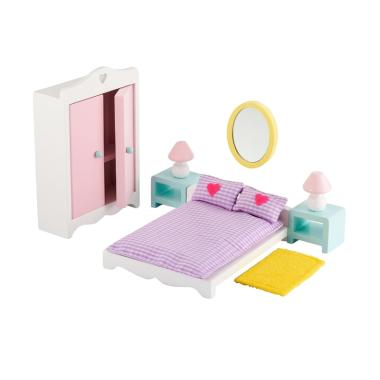 ELC Rosebud Sweet Dreams Bedroom Set Mainan Anak