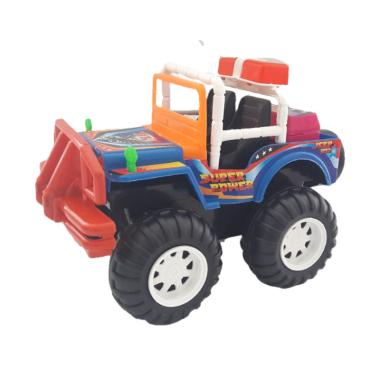 MGL Toys Mobil Jeep SPJ 893 Mainan Anak - Multicolor 94f50b6cc2