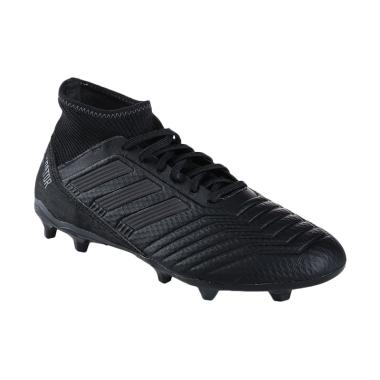 adidas Men Football Predator 18.3 F ... ola Pria - Black [CP9303]
