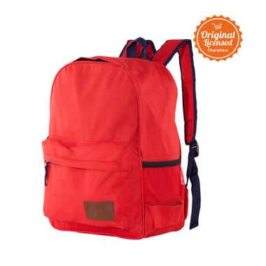 Asian Games 2018 Backpack - Red [16 Inch]