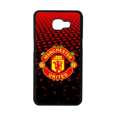 Acc Hp Manchester United Red J0260 Casing for Samsung Galaxy A3 2016