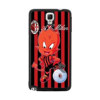 Acc Hp AC Milan FC E1746 Casing for Samsung Galaxy Note 3 Neo
