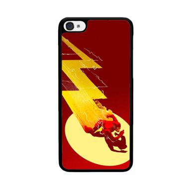 Acc HP The Red Flazh O0337  Custom Casing for iPhone 5
