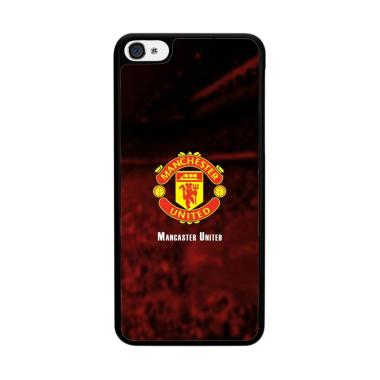 Acc Hp Man Utd O0462 Custom Casing for Iphone 5