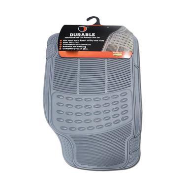 DURABLE Comfortable Universal PVC K ... ar S 2002  - Grey [3 pcs]