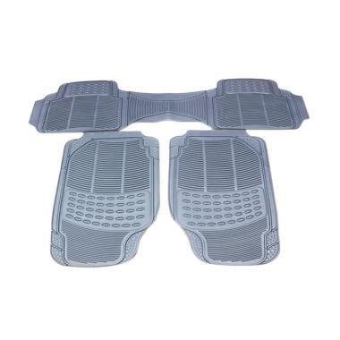 DURABLE Comfortable Universal PVC K ... Kijang LGX - Grey [3 pcs]
