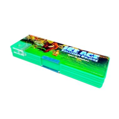 KENKO PC-2180 Ice Age Pencil Case Tempat Pensil