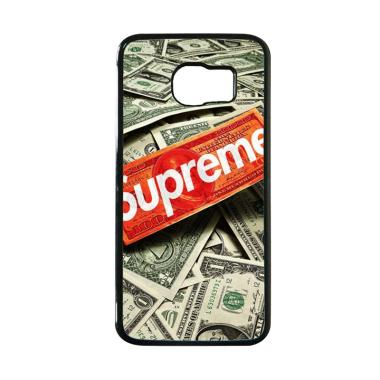 Cococase Supreme Dollars J0244 Casing for Samsung Galaxy S6 Edge