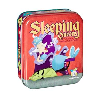 FoxMind Sleeping Queens Card Games