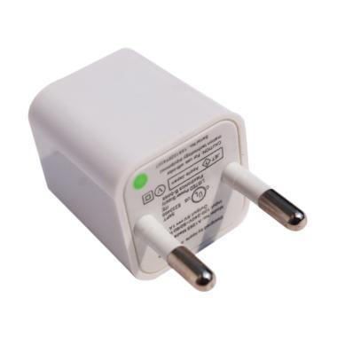 Yangunik Kepala Colokan USB Charger - Putih