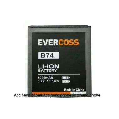 harga Unik Baterai Handphone Evercoss B74 Winner T3 4G Original Oem Diskon Blibli.com