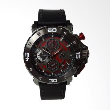 Alexandre Christie AC Collection Ja ... Black Grey Red [AC9205MC]