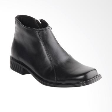 Blackkelly Boots Shoes Formal Sepatu Pria [BLK-LTE 952]