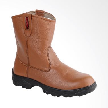 Blackkelly Boots Shoes Sepatu Pria - Tan [BLK-LBU 865]