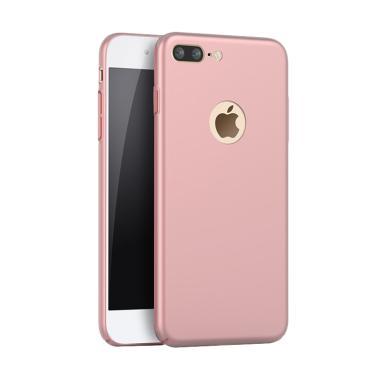 OEM Baby Skin Hardcase Casing for iPhone 8 Plus - Rose Gold