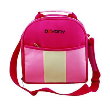 Dayony MB01-02 Tas Mini Perlengkapan Bayi - Pink