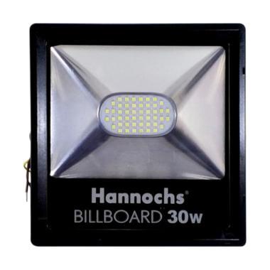 Hannochs IP65 Lampu Sorot - Putih [30 W]