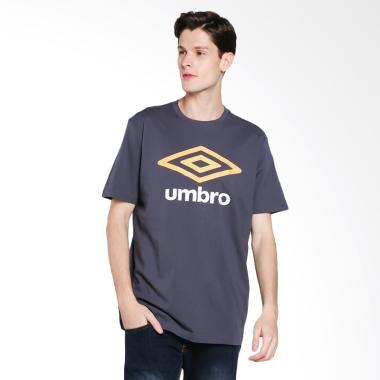 Umbro Large Logo Tee Kaos Olahraga Pria [64548U-ERX]