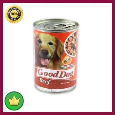 harga Makanan Anjing Kaleng Rasa Beef 400 Gr Makanan Anjing Kaleng Rasa Beef 400 Gr Blibli.com