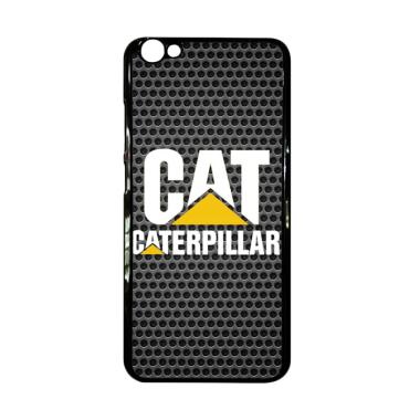 Acc Hp CAT Caterpillar Carbon Z5249 Casing for Vivo V5