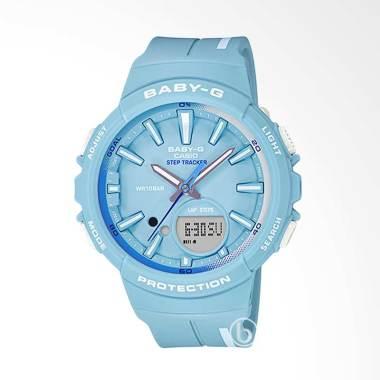 CASIO Baby-G BGS-100RT-2A Glamorous ...  Jam Tangan Wanita - Blue