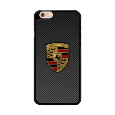 Flazzstore Porsche Logo Carbon X470 ...  iPhone 6 Plus or 6S Plus