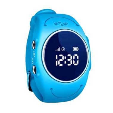Xwatch Q520S Kids GPS Smartwatch - Biru