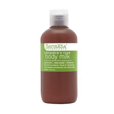 Sensatia Botanicals Cleopatra's Rose Body Milk [220 mL]