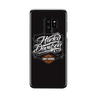 Cococase Harley Davidson Script Log ... or Samsung Galaxy S9 Plus