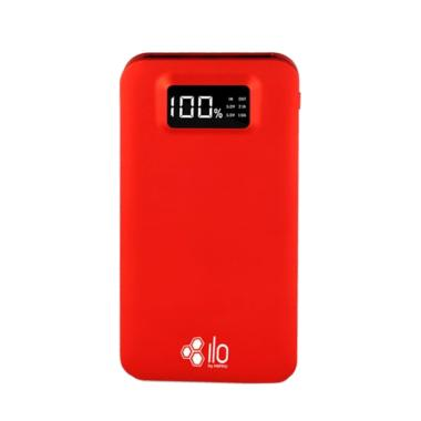 ILO Hippo Powerbank - Red [10000 mAh/Special Edition]