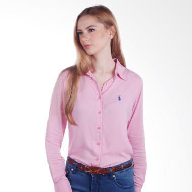 POLO RALPH LAUREN L/S Shirt Classic ... nita - Pink - Y249WSEM7KP