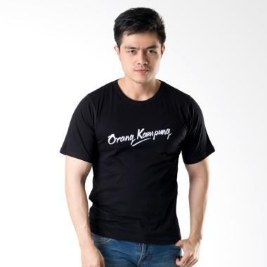 Walexa Orang Kampung Distro Kualitas Premium Kaos Pria