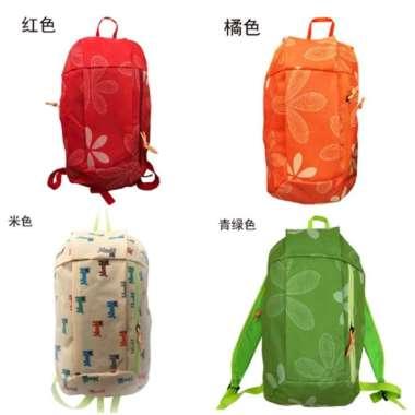 harga Jual MOTIF Tas Ransel Daypack - Merah Limited Blibli.com