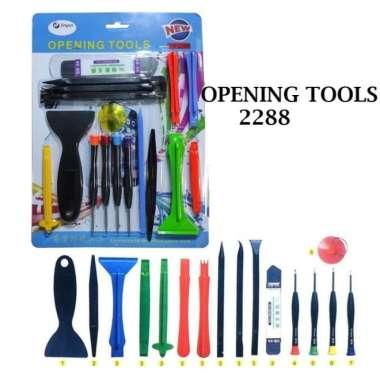 harga Obeng Set Alat Pembuka Casing Semua Merek Handphone Opening Tools 2288 Blibli.com