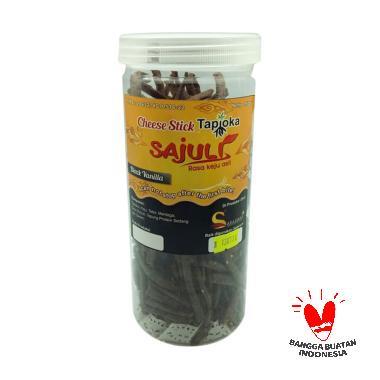 harga SAJULI Cheese Black Vanila Stick Toples Blibli.com