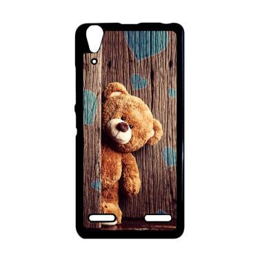 harga Bunnycase Teddy Bear Love L0280 Custom Hardcase Casing for Lenovo A6000/A6000 Plus/A6010 Blibli.com
