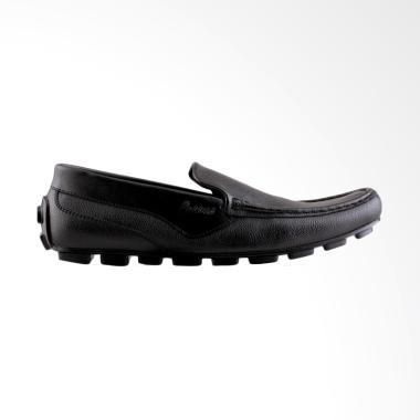 COCOES Capitano Sepatu Pria - Black