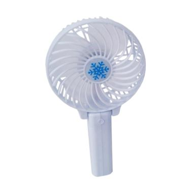 Yangunik Kipas Angin Mini Tangan da ... le Handy Mini Fan - Putih
