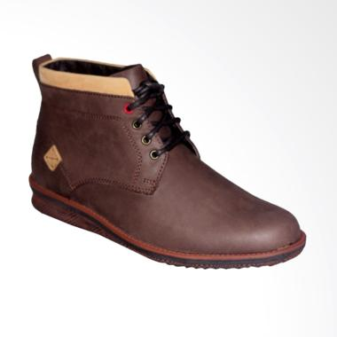 Gino Mariani Geraldine Exclusive Ca ... ather Men's Shoes - Brown