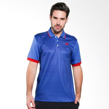 YONEX Men Polo T-Shirt Baju Olahrag ... ue [PM-G017-904-28B-17-S]