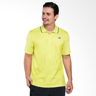 Yonex Men Polo T-Shirt - Sulphur Spring [PM-G017-896-28T-17-S]