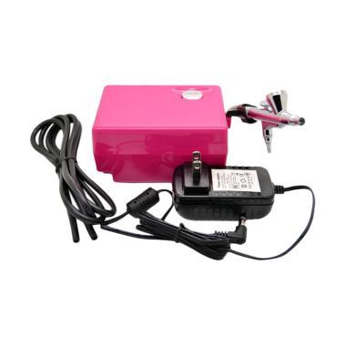 Sesawi Air Brush Make Up Kit with Compresor Portable