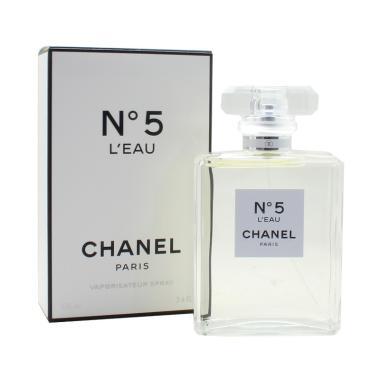 Chanel No 5 L Eau Woman Edt Parfum Wanita 100 Ml Non Box Bergaransi