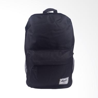 Kappa Backpack Tas Ransel Pria - Black [KG4BT912]