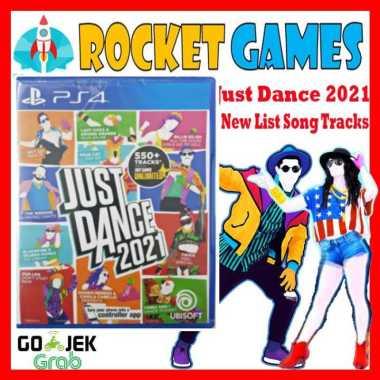 harga PS4 Just Dance 2021 - PS4 Just Dance 21 - PS4 Justdance 2021 Blibli.com